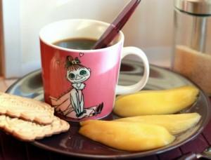 кофе с манго
