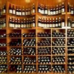 шкаф с вином