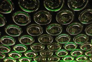 тираж шампанского
