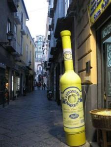 итальянский лимонный ликёр