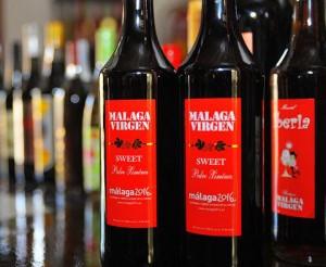 вино малага