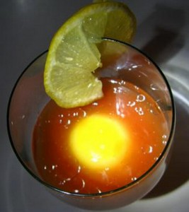 коктейль с малагой