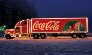 трейлер с Кока-колой