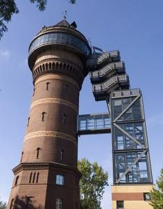 музей воды в Мюльхайме-на-Руре