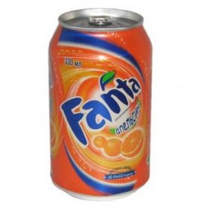 напиток фанта